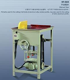 Kt-323 Aluminum Window Door Manual Cutting Machine (for window door) pictures & photos