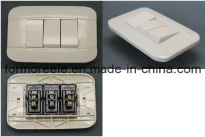 Hot Sale South America 3 Gang 2 Way Switch pictures & photos