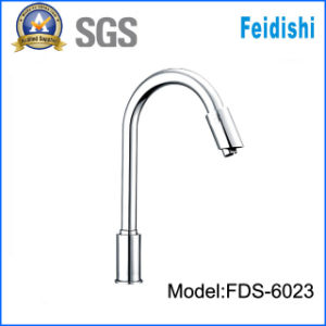 Fashion Style Brass Sensor Faucet for Kitchen or Hospital