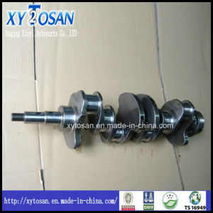 Forged & Hard Nitrided Crankshaft for Nissan ED33 12200-79000 pictures & photos