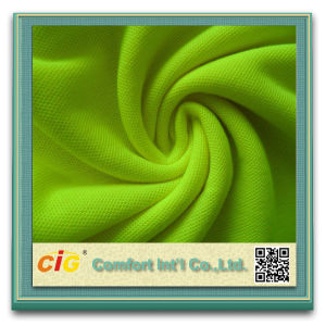 Polo Shirt High Quality Cotton Pique Fabric Price pictures & photos
