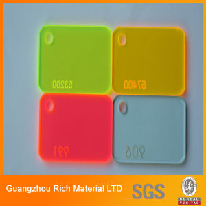 Color Cast Plastic Acrylic Sheet PMMA Perspex Acrylic Sheet pictures & photos