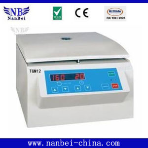 Tgm12 Table Top Capillary Vessel Centrifuge pictures & photos