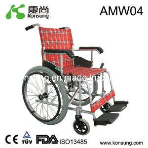 Aluminum Manual Wheelchair (AMW04)