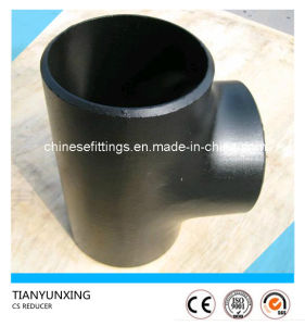 ANSI B16.9 Seamless Butt Welded Carbon Steel Tee pictures & photos