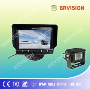 Rear View System/ 7 Inch TFT Car LCD Monitor/Touch Button pictures & photos