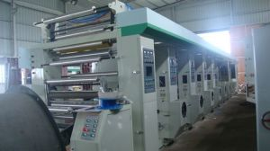 Six Color High Speed Rotogravure Printing Machine pictures & photos