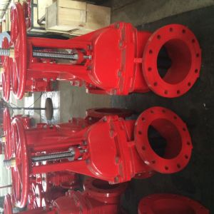 UL/FM 300psi-OS&Y Type Flanged End Gate Valve (Z41-300) pictures & photos