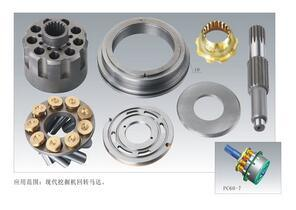 Modern 60-7 Rotary Hydraulic Piston Pump Spare Parts pictures & photos