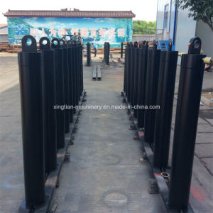 Four Stage Hydraulic Telescopic Cylinder pictures & photos