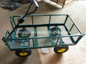 Good Quality Hot Sell Wire Mesh Tool Cart (TC4211) pictures & photos