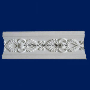 Pure White Gypsum Cornice with Powder and Glassfiber pictures & photos
