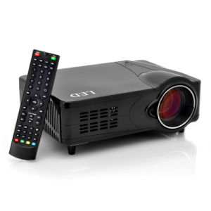 LED Multimedia Projector - 1000: 1, 800X600, 2200 Lumens