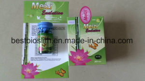 Meizi Evolution Botanical Weight Loss Softgel Dark Green Slimming Pills pictures & photos