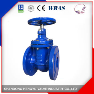 Non-Rising Gate Valve with Bare Shaft pictures & photos