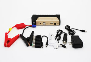 Hotsale Good Quality Auto Portable Car Booster Jump Starter pictures & photos