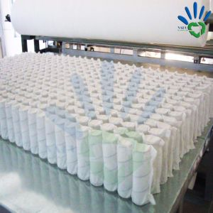 PP Spunbond Nonwoven Fabric for Pocket Spring Mattress pictures & photos
