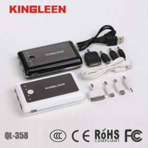 High Capacity Mobile Power Bank Ql-358 pictures & photos