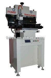 SMT Semi-Automatic Solder Paste Stencil Printer / SMT PCB Screen Pritner T1200d pictures & photos