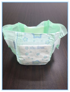 High Quality Soft Breathable Baby Diapers pictures & photos