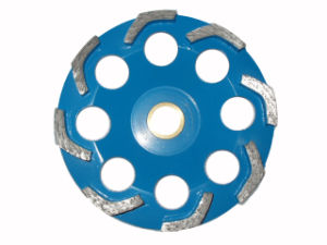 Btm Diamond Grinding Cup Wheel