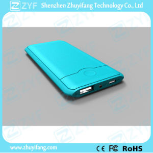 4000mAh Super Thin Portable Charger External Battery Power Bank (ZYF8083) pictures & photos