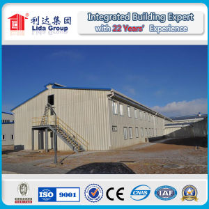 Prefabricated Steel Structure Factory or Warehouse pictures & photos