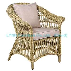American Modern Outdoor Chair PE Rattan Chair Paio Armchair pictures & photos