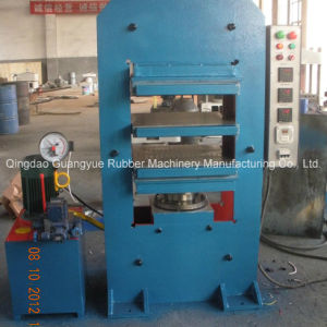Tyre Hydraulic Press for Rubber Vulcanization Machine pictures & photos