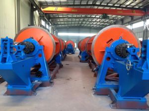 Auto Hanging Framed Type Single Twisting Machine Core Wire Stranding Equipment pictures & photos