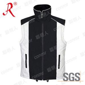 High Quality Winter Warmer Polyester Vest (QF-810) pictures & photos