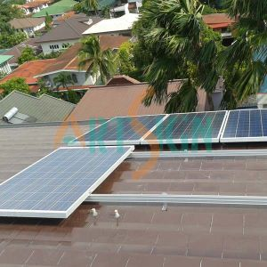 Flat Roof Solar PV Mounting Kit pictures & photos