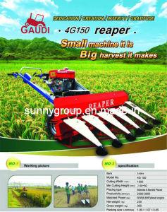 Mini Walking Rice & Wheat Swather (4G150) pictures & photos