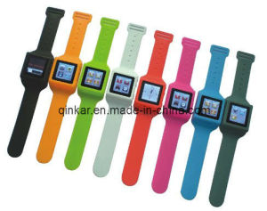 Mini Touch Screen Watch MP4 Player