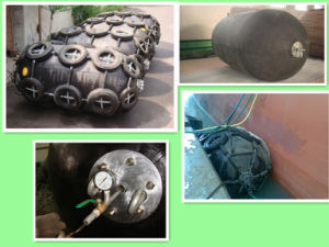 Marine Rubber Fender pictures & photos