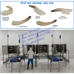 New Product Shrimp Peeling and Deveined Machine pictures & photos