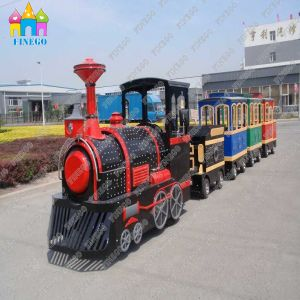 New Designed No Track Train pictures & photos