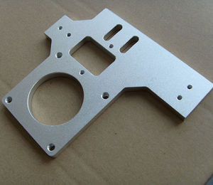 Customized Aluminium Stamping Fabrication pictures & photos
