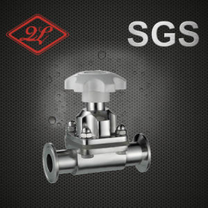 Sanitary Diaphragm Valve for Pharmacy Stainless Steel pictures & photos