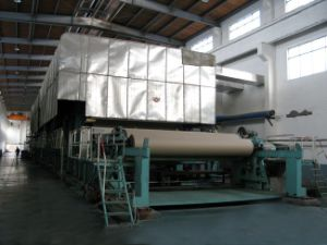 Liner Board Making Machine, Kraft Paper Recycling Machine pictures & photos