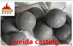 Super High Chrome Grinding Media Ball for All Markets