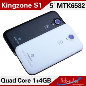 5.0 Inch Mediatek Mt6582 1.3GHz Quad-Core with Android 4.2 OTG Air Gestures Kingzone S1 Smart Phone