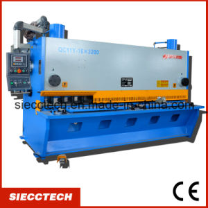 Siecc Brand Hydraulic Guillotine Shearing Machine From Siecc pictures & photos