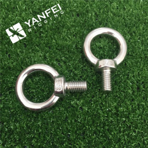 Rigging Hardware/Japan Type JIS1168 Stainless Steel Lifting Eye Bolt pictures & photos
