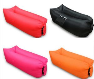 2017 Hot Sell Air Inflatable Sleeping Bag Lazybed Sofa pictures & photos