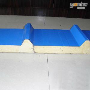 Corrugated 50mm PU Sandwich Panel