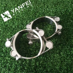 Stainless Steel Wire Hose Clamp pictures & photos