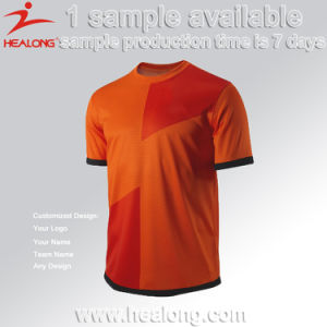 Latest Cheap Hight Quality Men Club Football Soccer Jerseys Uniform Set pictures & photos