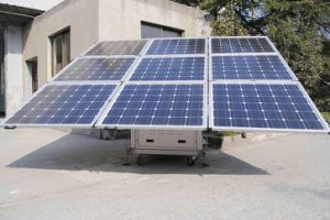 Solar Generation System 1kw/2kw/3kw for Home Power Supply pictures & photos