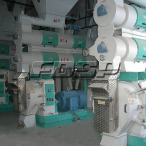 Small Capacity 3-5tph Poultry Feed Production Machine Turnkey Poultry Projects pictures & photos